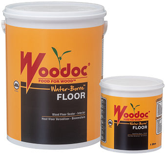 WOODOC WATER-BORNE FLOOR (Prices from)