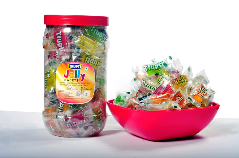 Jelly candy (In Jar)