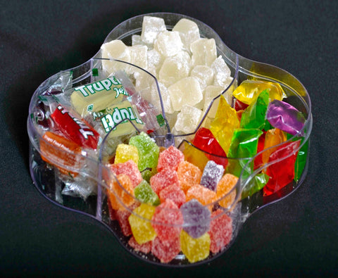Mix 4 in one Gift hampers (Jelly cube & Chocolate)