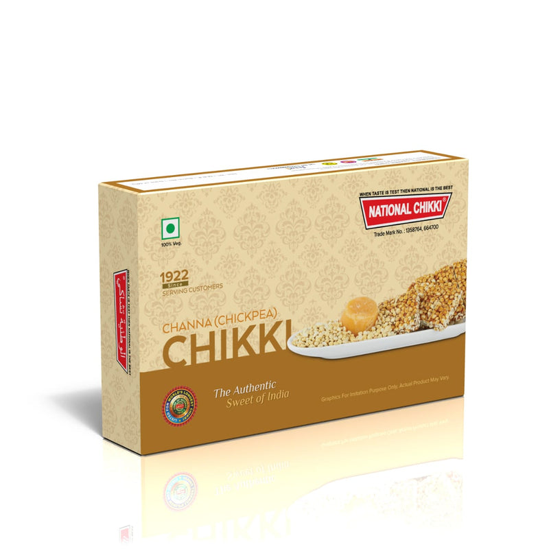 National's Channa Chikki - lonavalafood