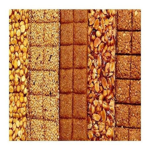 Ordinary / Assorte Mix Diamond Chikki