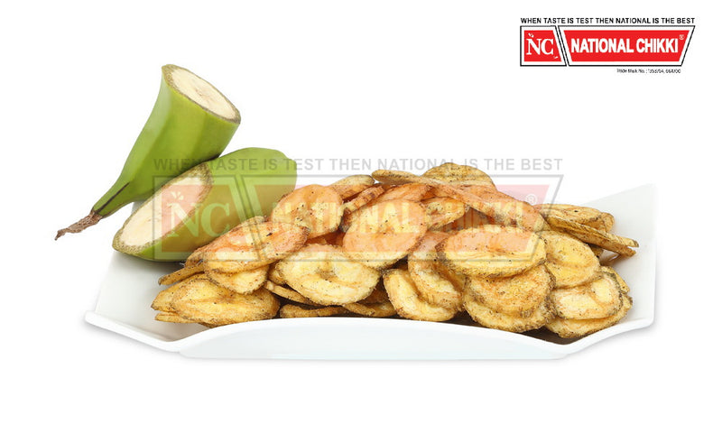 National Black Papper Banana wafers