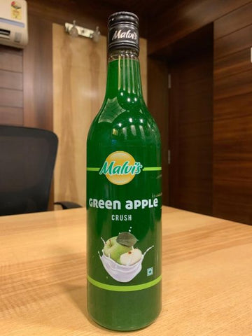Malvi's Green Apple Crush - lonavalafood