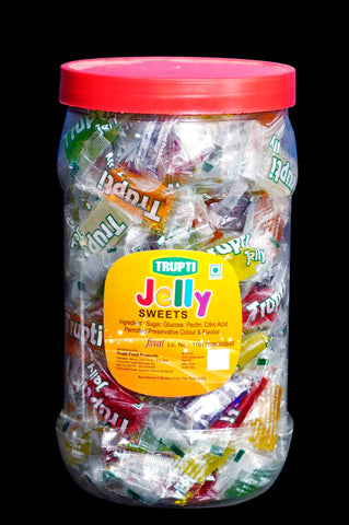 Jelly candy (In Jar) - lonavalafood