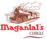 Maganlal Strawberry Groundnut Crushed Chikki - lonavalafood