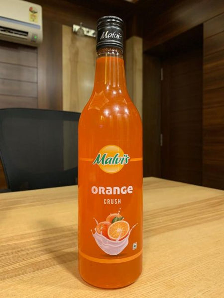 Malvi's Orange Crush - lonavalafood