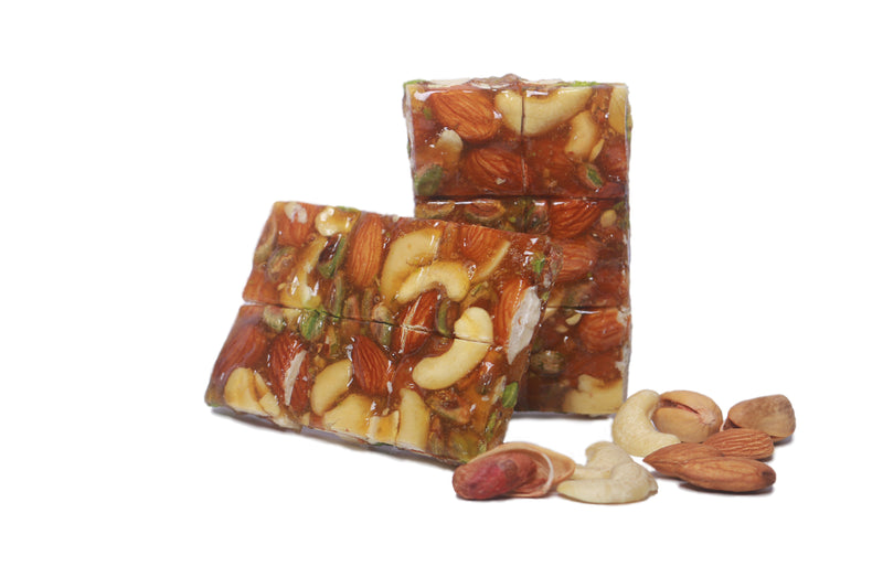 Low-Calorie Rupam Dry fruits Chikki