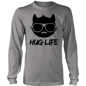 """Hug Life"" Original Design Long Sleeve Recovery Shirt!"