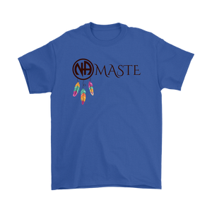 """NAmaste"" Narcotics Anonymous NA original shirt design"