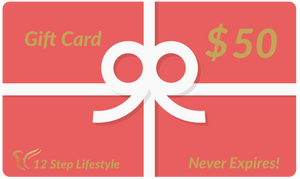 Never-Expiring Gift Cards From $25-$100!