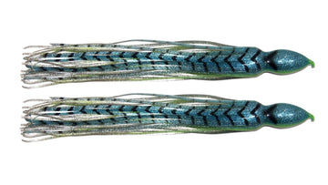Mackerel Foil Trolling Skirts 8
