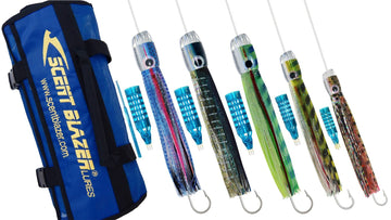 Big Game Fishing Lure Pack 5 for large fish.