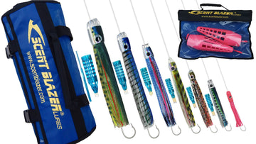 Professional fishers lure pack for all types of fish.