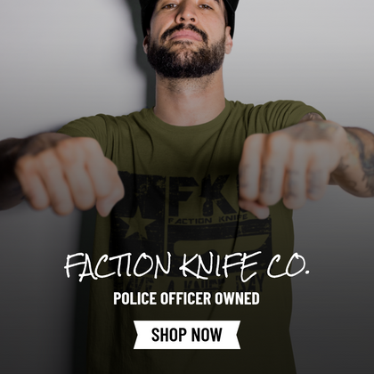 Faction Knife Apparel