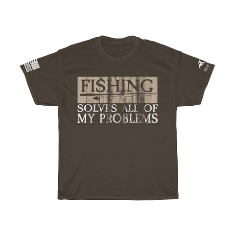 FISHING SOLVES PROBLEMS