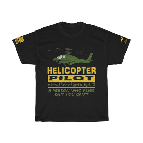 64 HELICOPTER PILOT