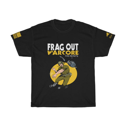 WARCORE - FRAG OUT 1