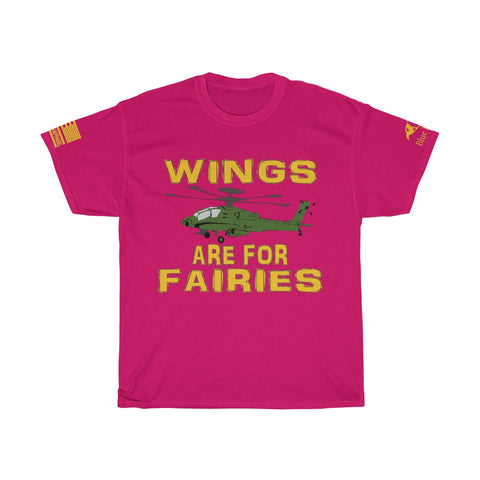 64 WINGS ARE FOR FAIRIES