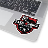 TFF Kiss-Cut Stickers