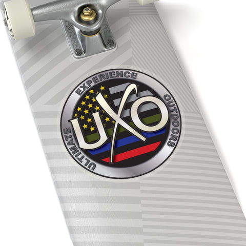 UXO LOGO Sticker