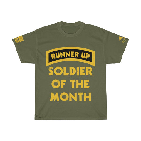 RUNNER UP SOLDIER