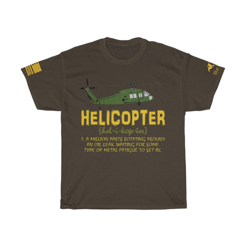 60 HELICOPTER DEFINITION