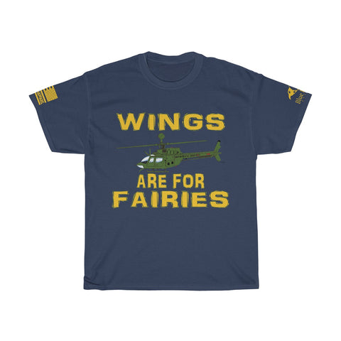 58 WINGS ARE FOR FAIRIES