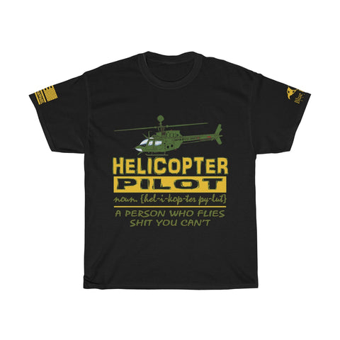 58 HELICOPTER PILOT