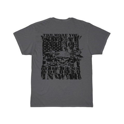 "TFF Basic Tee ""PEACE OR WAR"""