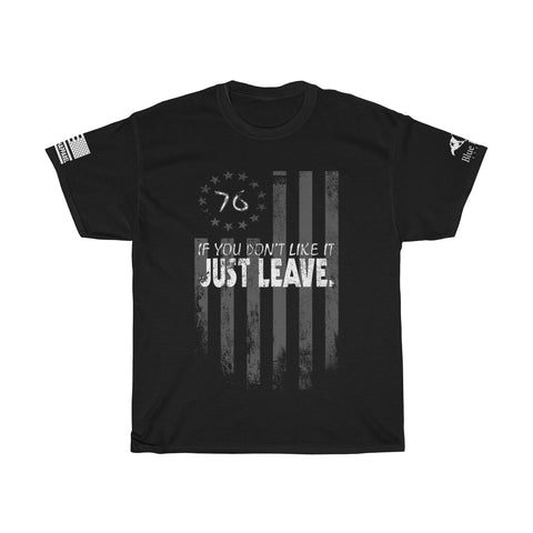 JUST LEAVE - BETSY ROSS