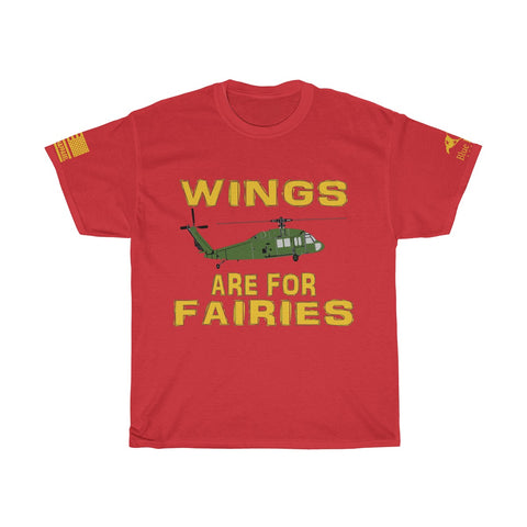 60 WINGS ARE FOR FAIRIES
