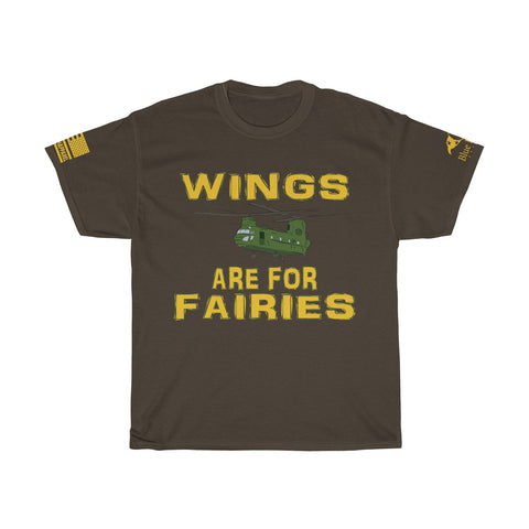 47 WINGS ARE FOR FAIRIES