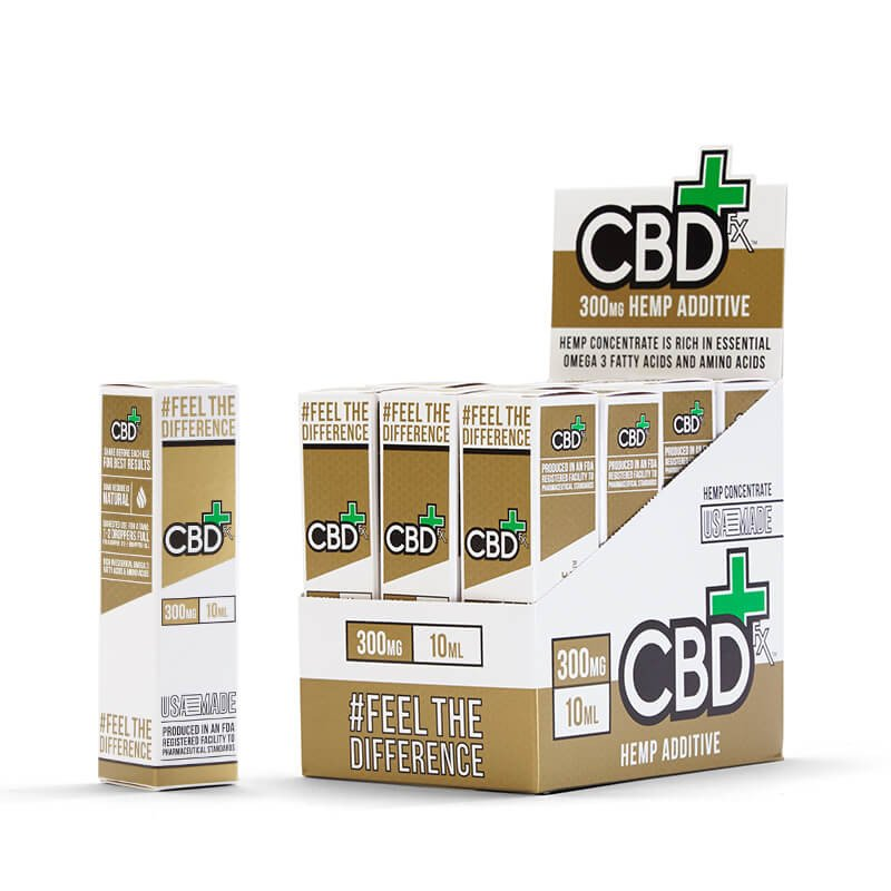 CBDfx Vape Oil Additive 300mg
