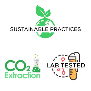 Pure Potent - Sustainable Practices | CO2 Extraction | Lab Tested