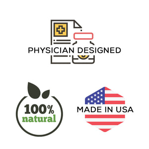 Pure Potent - Physician Designed | 100% Natural | Made in the USA