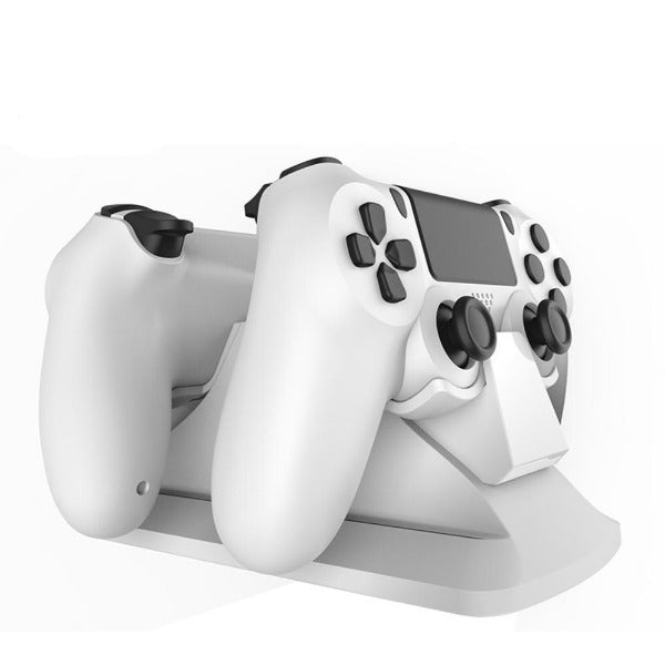 Chargeur Manette Ps4 Blanc