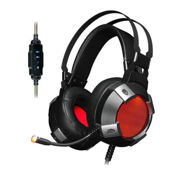 ELITE WAR Casque Gamer 7.1