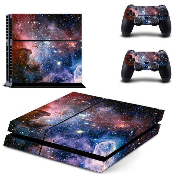 Stickers Ps4 <br> Cosmos