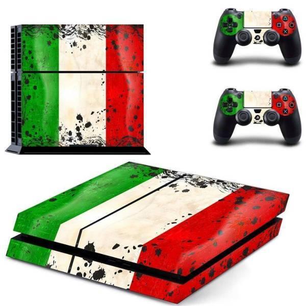Stickers Ps4 <br> Italie