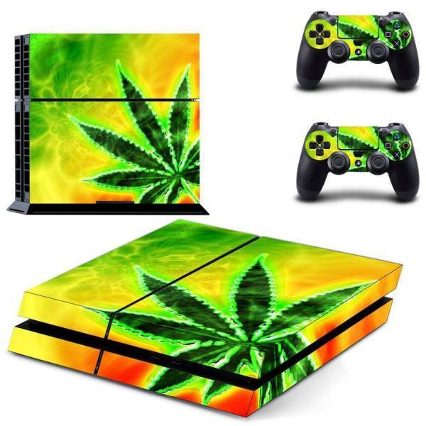 stickers ps4 reggae