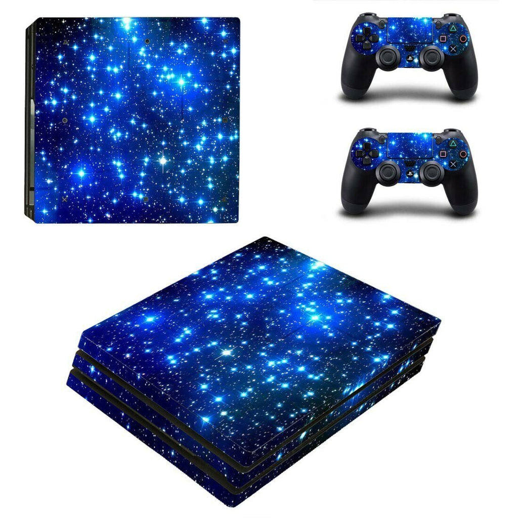 Stickers Ps4 Pro Etoiles Scintillantes
