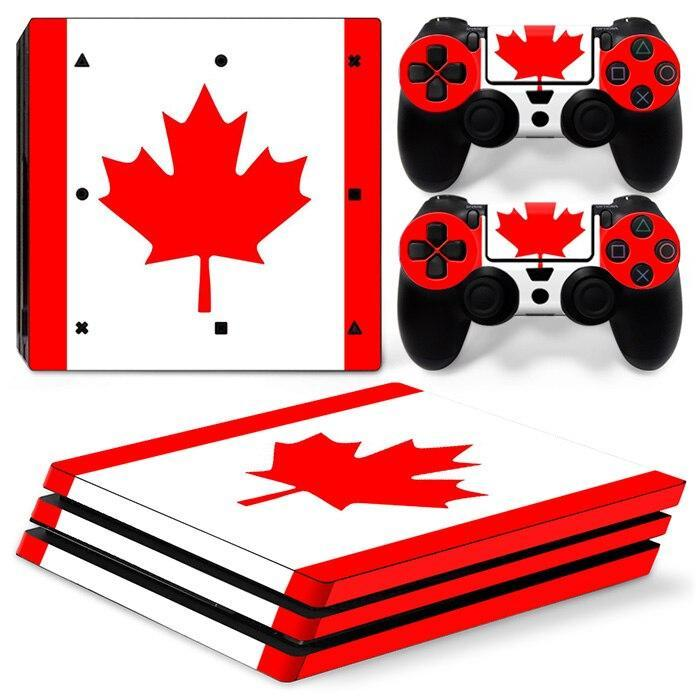 Stickers Ps4 Pro Canada
