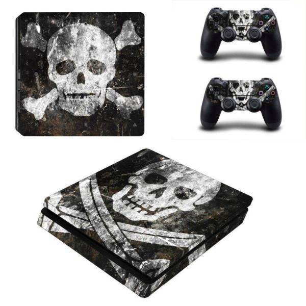 Stickers Ps4 Slim <br> Pirate