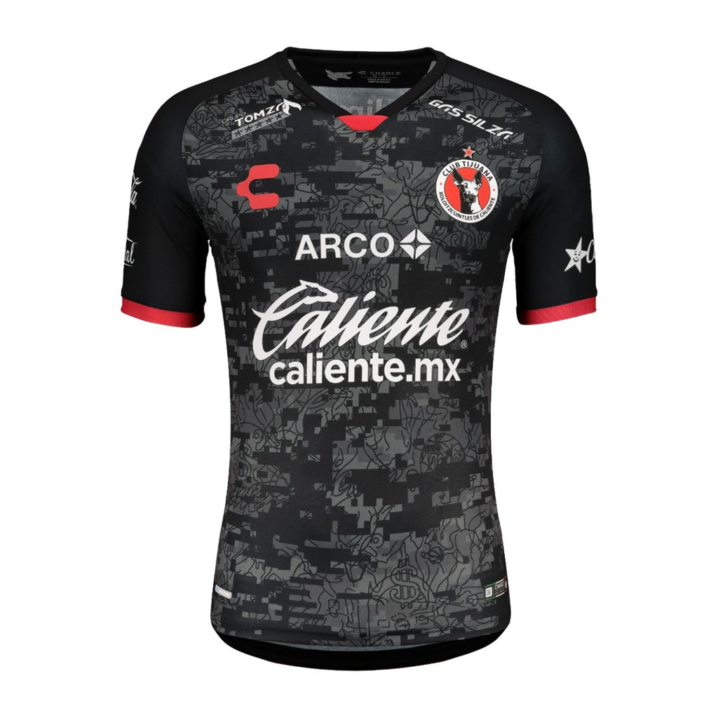 JERSEY CHARLY HOMBRE NEGRO AP20-CL21
