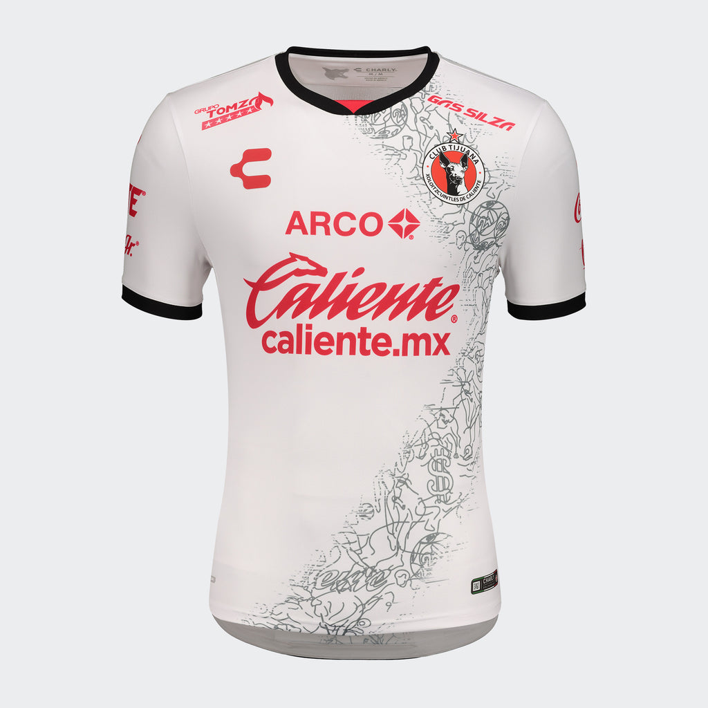 JERSEY CHARLY HOMBRE BLANCO AP20-CL21