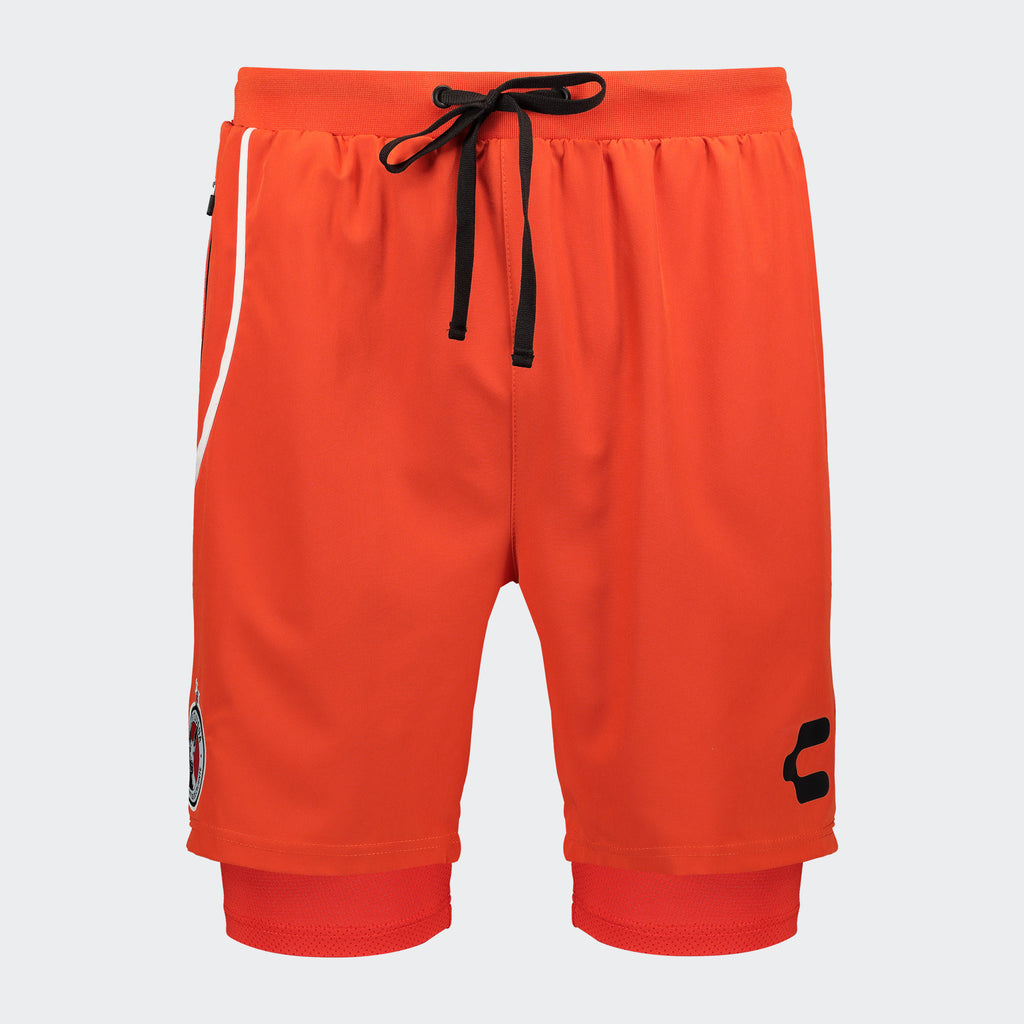 SHORT CHARLY AP20-CL21 CONCENTRACION ROJO