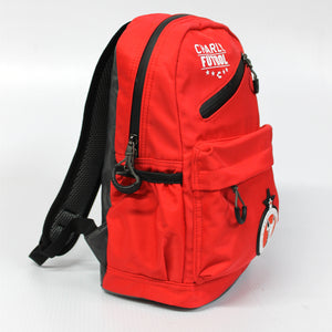 MOCHILA CHARLY BACK PACK LOGO