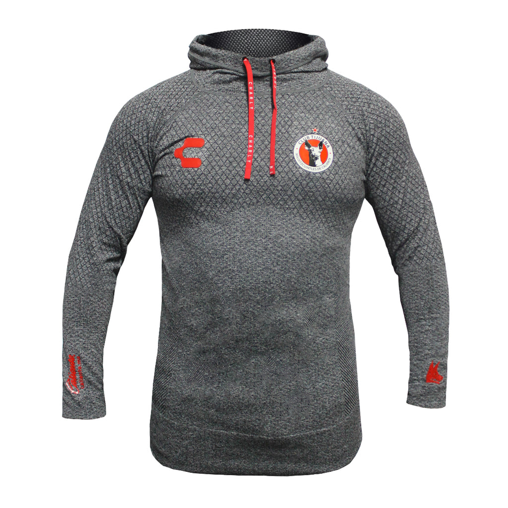 SUDADERA CHARLY GRIS HOMBRE