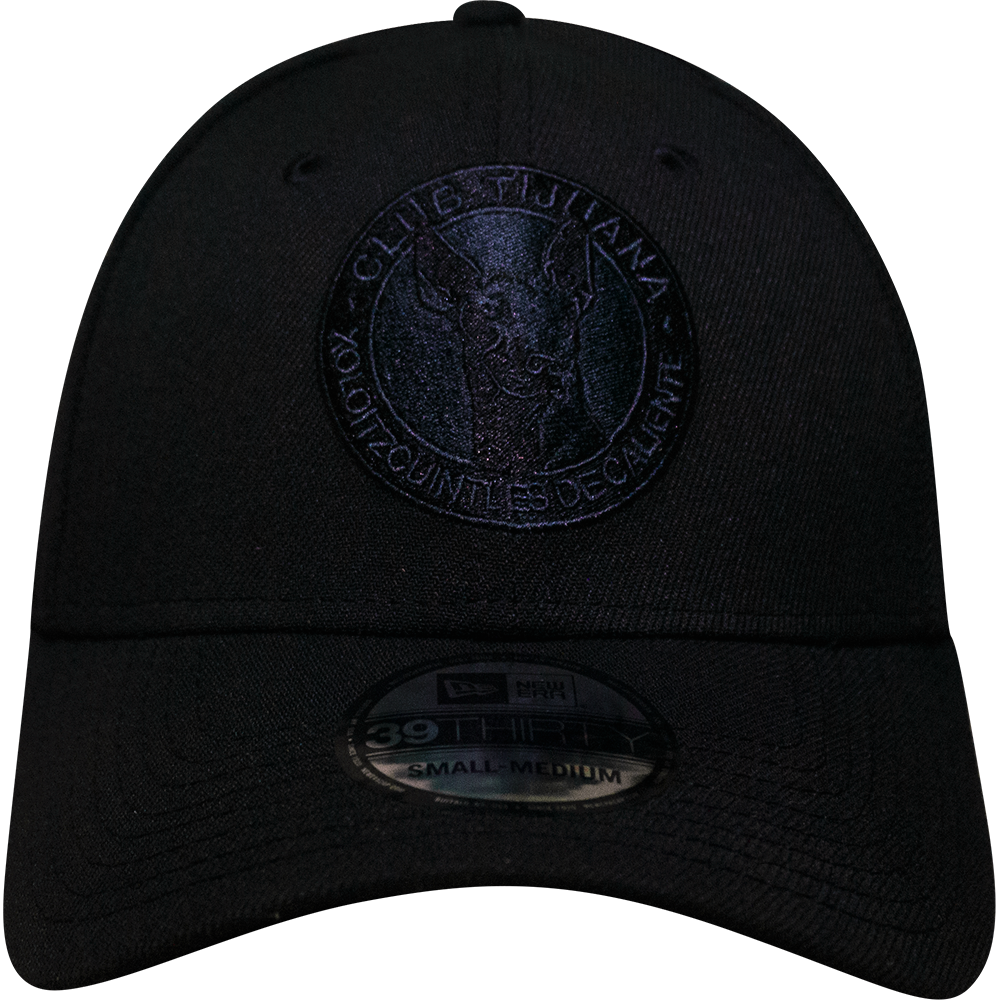 GORRA NE 3930 BASICA LOGO BLACK ON BLACK