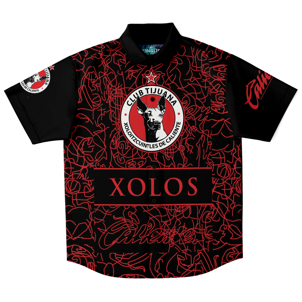 Club Tijuana Xolos - Botton Down Shirt